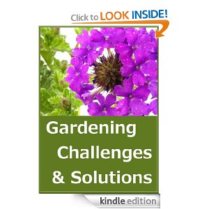 In about 20 pages, they cover common problems that home gardeners face each year and we look at easy, inexpensive ways to solve those problems without using toxic chemicals and pesticides.