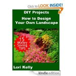 Written in easy-to-understand language and takes you through the design process. Starting with the basics of landscape design, to color schemes, hardscape elements, low maintenance tips, and 15 money saving ideas.