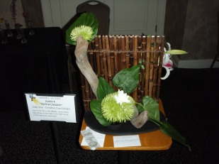 2014 FFGC State Flower Show duo design