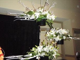 2013 FFGC Convention Floral demonstration